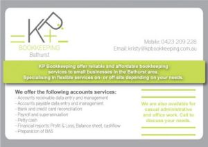 KP Bookkeeping - Accountants Canberra