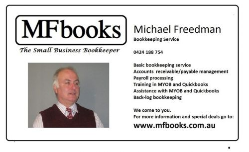 Michael Freedman Bookkeeping Service - Accountants Canberra