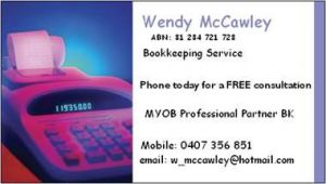 Wendy Mccawley - Accountants Canberra