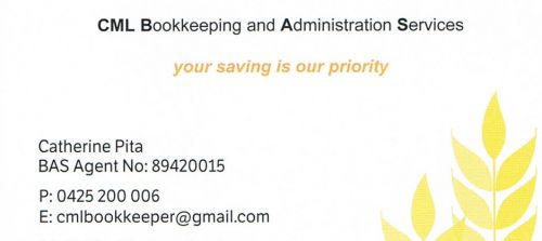 CML Bookkeeping And Administration Services - Accountants Canberra