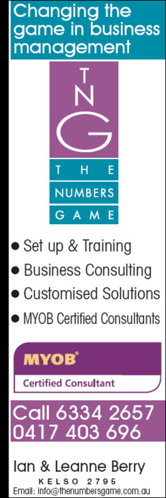 Love Your Numbers - Accountants Canberra