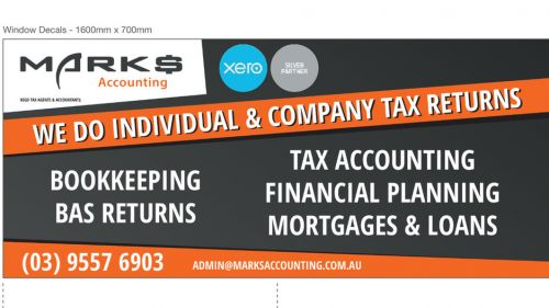 Marks Accounting - Accountants Canberra