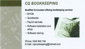 CQ Bookkeeping - Accountants Canberra