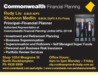Commonwealth Financial Planning - Accountants Canberra