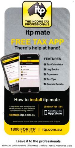ITPThe Income Tax Professionals - Accountants Canberra